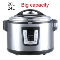 National electric pressure cooker, 2L mini pressure cooker