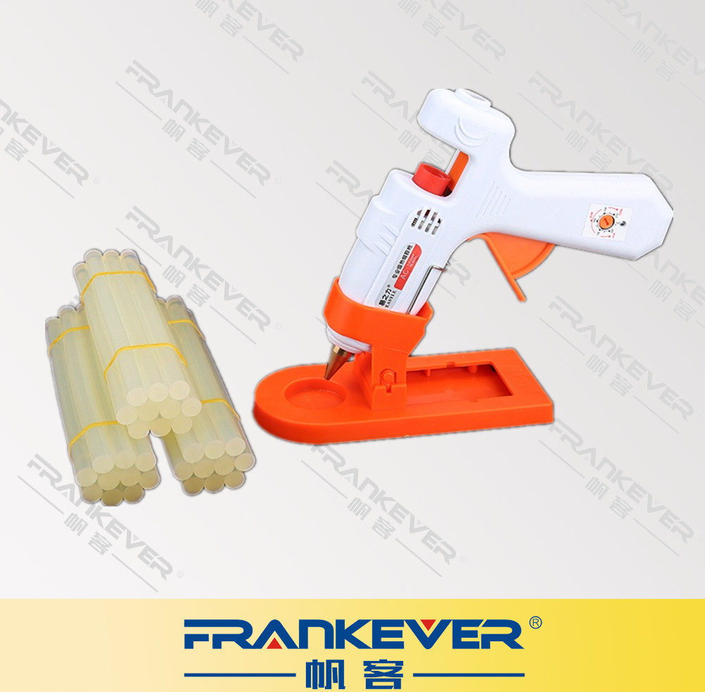 Hot Glue Gun High Heating Temperature Adhesive Melt Sticks Surebonder Tool with base