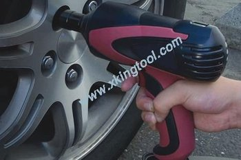 12-Volt Electric Impact Wrench