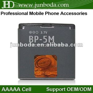 BP-5M BATTERY FOR NOKIA 6220C 5700 6110N 7390 6500S 5610 8600