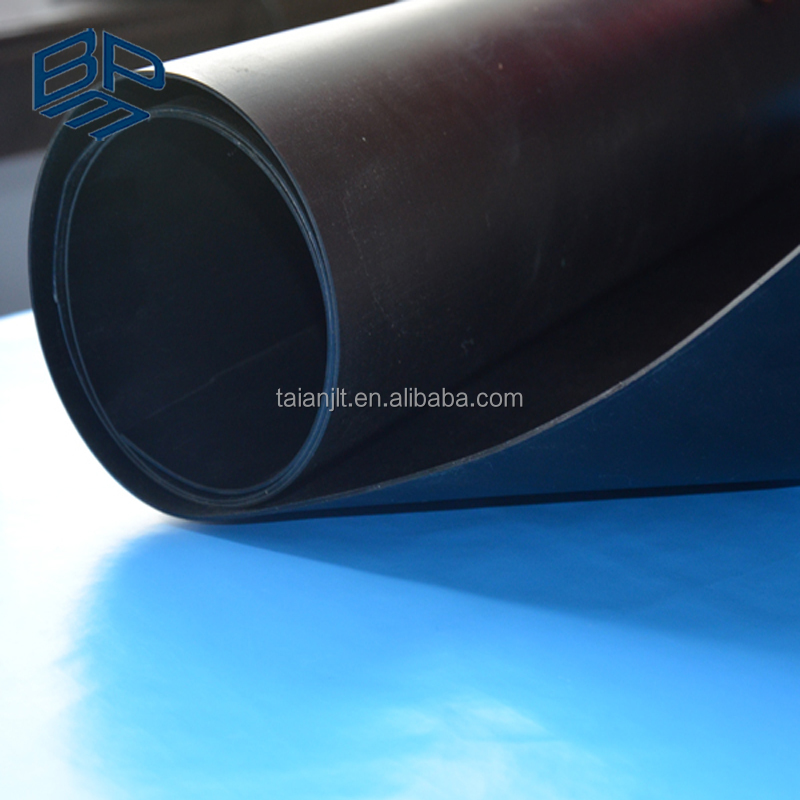 black plastic sheeting hdpe pond liner philippines Geomembrane discount Pond Liner