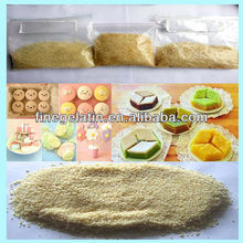 Food Grade Beef Skin Soft Candy Gelatine Factory
