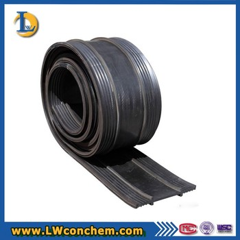 Reasonable China Supplier Price Black Elongation Rubber Waterstop Belt For Water Tank