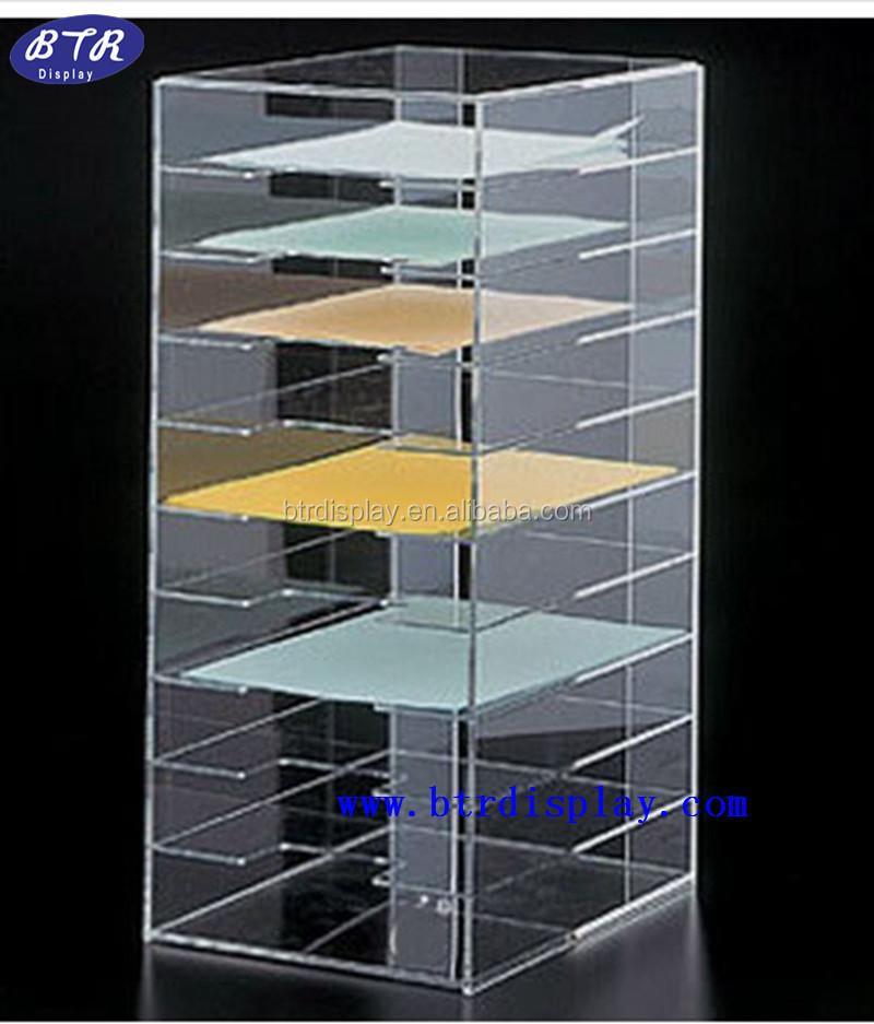 Custom Acrylic Tabletop Cd Display Rack - Buy Tabletop Cd ...