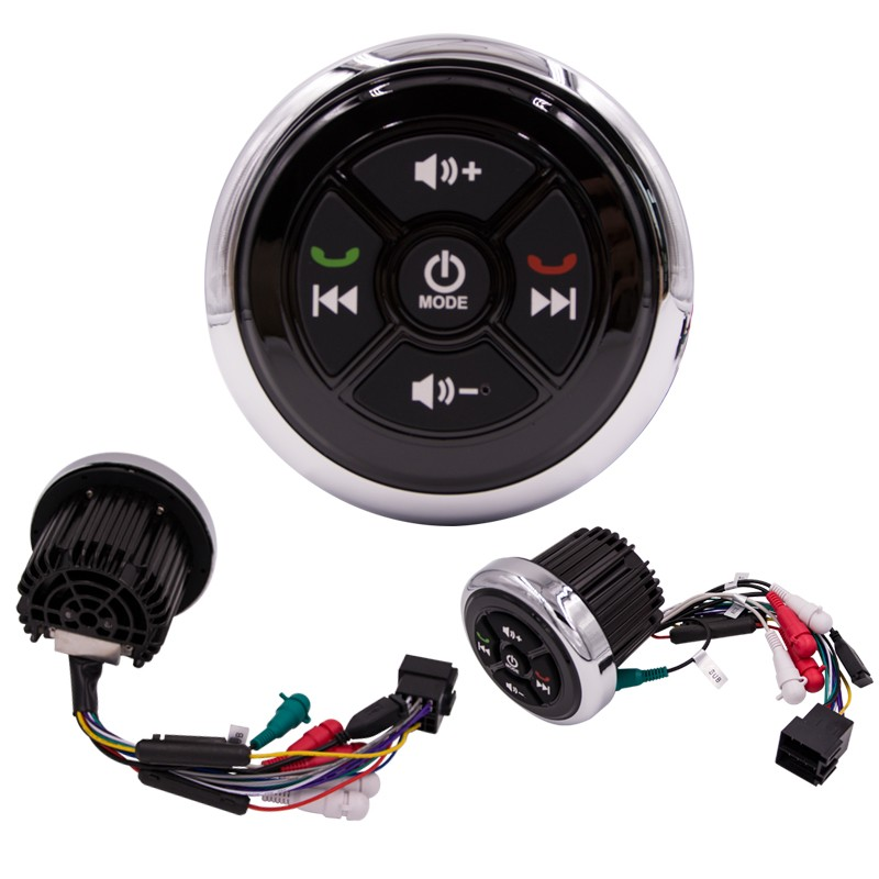 Wide range quality marine boat yacht bluetooth audio system H-1001