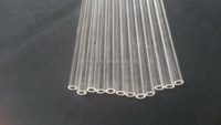 Best quality Cheapest 200mm diameter quartz glass tubes
