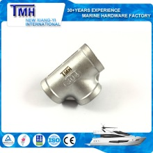 "1-1/2"" top grade Best Selling ss304 stainless steel wye tee"