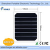 4W/3.5V Sunpower PET Mini Solar Panel For Led Light Solar Panel Made In China Cheap