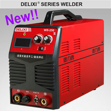 cheap mma/tig welding machine with spare parts WS-250SX