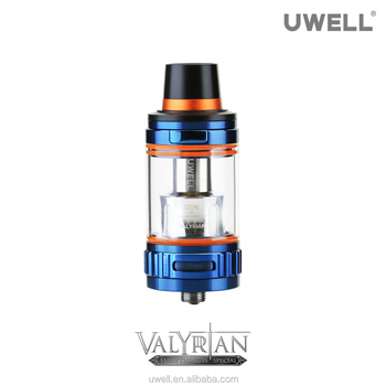 UWELL CROWN3 sub ohm Tank 5ml sub ohm VS UWELL VALYRIAN top filling subtank longer life