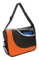 light weight school college cross body shoulder non woven messenger bag