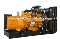 400kVA Biomass wood chip power generator