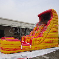 Free Shipping By Sea Purchase Festival Hot and Cheap Inflatable Toys Giant Inflatable Water Slide