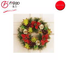 700016 christmas wreath making supplies snowing christmas wreaths