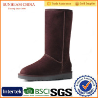 Wholesale fashion half snow boot women winter boots