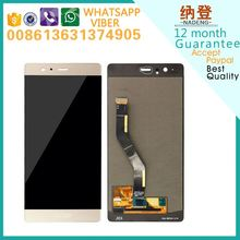 mobile phone spare parts for Huawei P9 Plus lcd screen