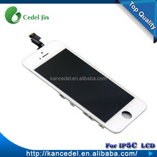 Wholesale mobile phone touch screen for iphone 5c lcd digitizer