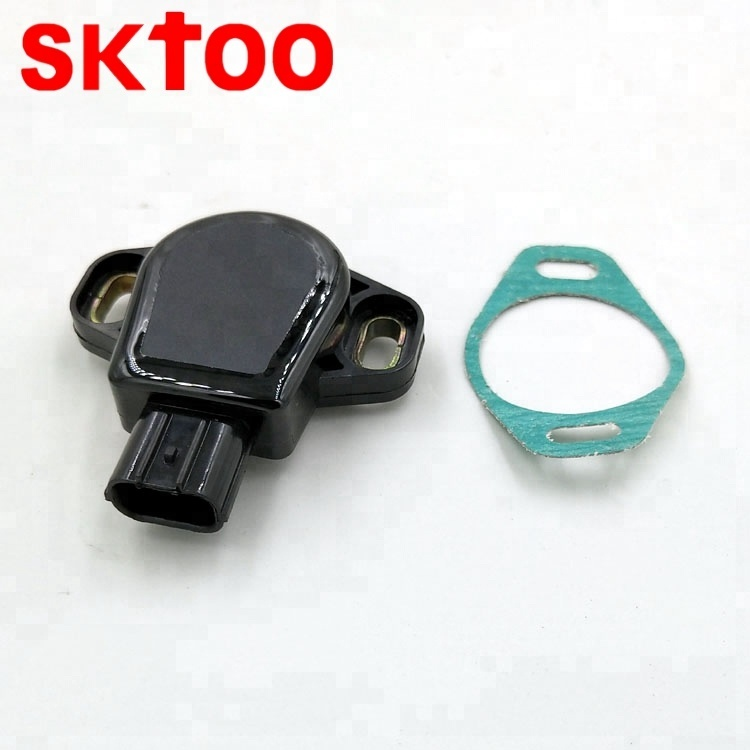 TPS THROTTLE POSITION SENSOR FOR HONDA CIVIC VII CRV CR-V INTEGRA DC5 K20A <strong>ACURA</strong> RSX JT6H 16402-RAA-<strong>A01</strong> 16402-RAC-<strong>A01</strong>