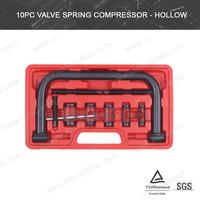 China supplier Auto Tools Hollow 10pcs Coil Valve Spring Compressor(VT01030B)