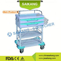 Medical Appliances Simple Multi-Purpose Hospital Trolley Equipment