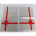 Customized Plastic OPP Bag With Self Adhesive Tape