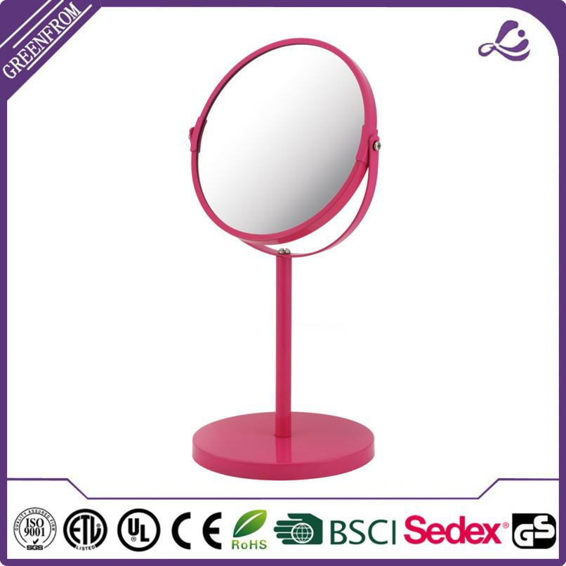 New modern 360 degrees rotates jepara table mirror