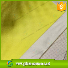 Anti Bacteria 60gsm PP Spunbonded Nonwoven Fabric For sofas cover/nonwoven fabric low price