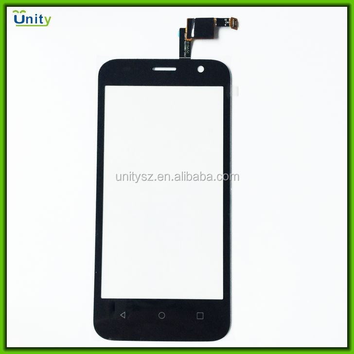 Front Glass Lens cover touch screen for ZTE maven Z812
