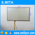 9.0'' inch 4 wire resistive 211mm*126mm ST-09003 100% Tested Best Quality Touch Screen Panel replacement