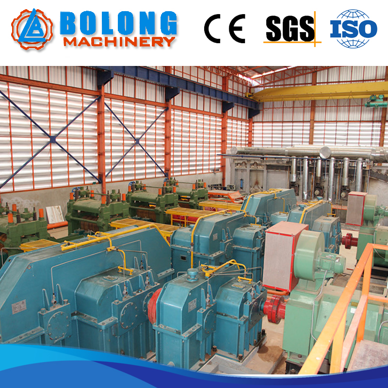 2017 China Ccm Hot Rolling Mill Line