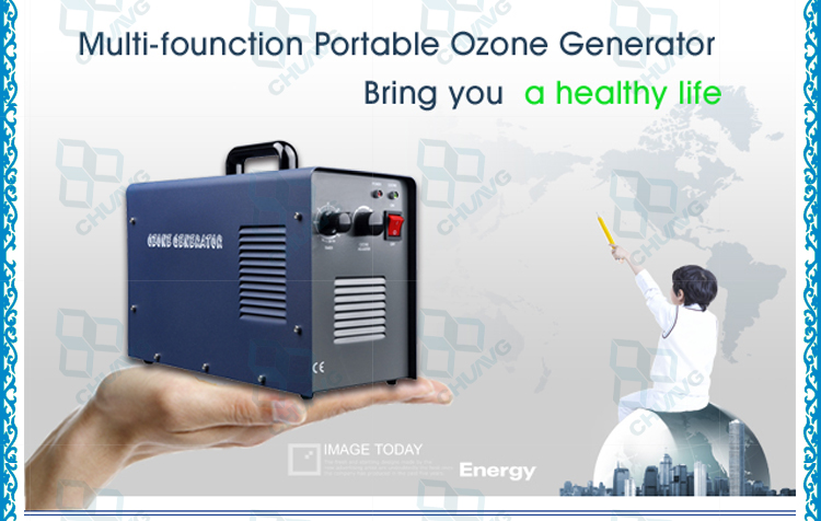 CE air source 3g 5g 6g 7g ozone generator air purifier / ozone air freshener