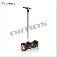 Water resistant coating Pedal scooter electric chariot scooter china with carry bag and T handle