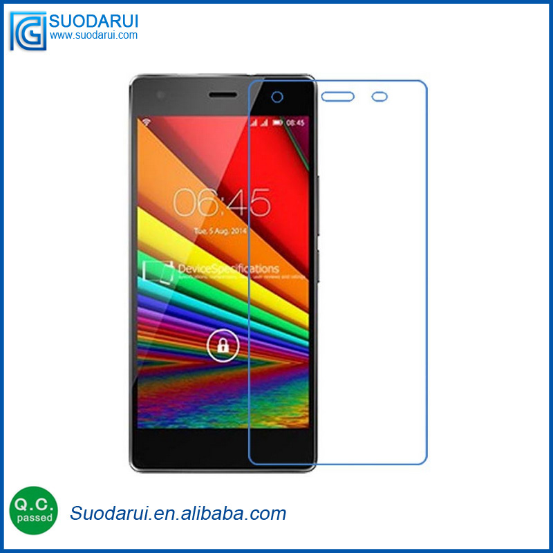 Clear LCD Screen Protector Film Foil Saver For Infinix Zero 2 X509