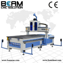 BCM1325 cnc cutting and engraving machine for wood working with 2 year warranty
