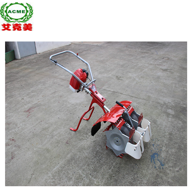 Hot sale farm machinery equipment 2 Row Paddy Field Weeder for sale