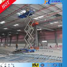 Factory Price Electric Scissor lift Professional Mobile Drywall Lift