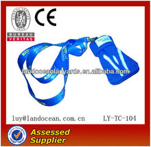 Promotional Mobile Phone Sock With Lanyard
