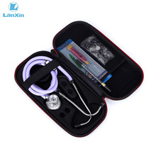 Easy carry eva medical instrument case and stethoscope case