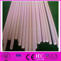 Large Diameter 99% Alumina Ceramic Furnace Tube for Thermocouple Tool