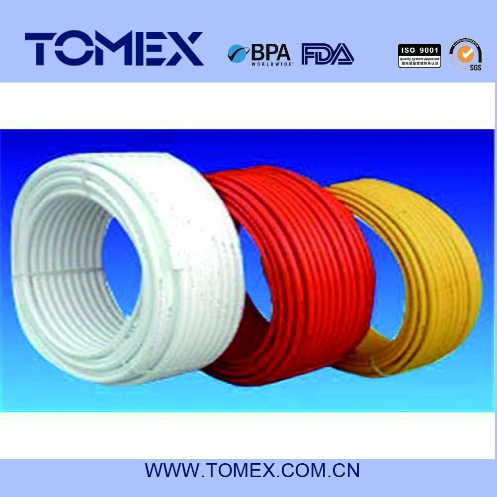 Pex al pex pipes excellent quality red plastic water pipe for Come collegare pex pipe al rame