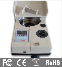 Hot sell branded automatic euro count coin machine for sale