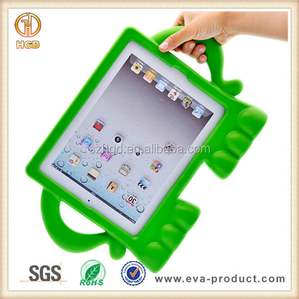 Hot Selling For Kids Proof EVA Foam iPad 2 Carry Case