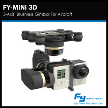 New products FY-mini3D 3 Axis Brushless Gimbal for RC Aircraft 3 Axis Brushless Gimbal Gimbal for RC Aircraft mini3D 3 Axis B