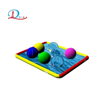 DNL 10*8m inflatable rectangular pool for kids