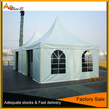 4mx4m aluminum alloy wedding pagoda tent