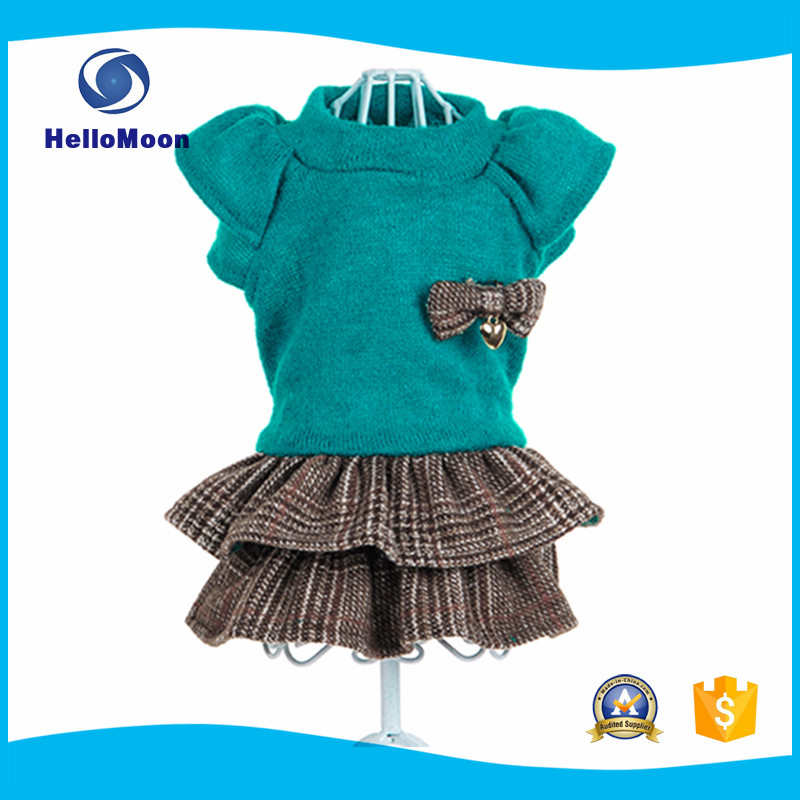 Wholesale Soft Lovable Female Dog Clothes