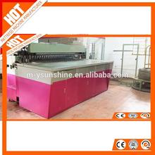 SS-1501-1 Automatic bonnell spring coiling and assembling line,spring bed mattress making machine