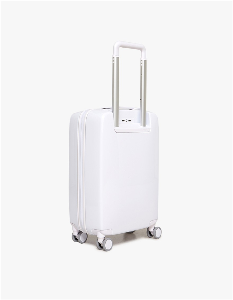 Multi-directional Spinner Carry-on Suitcase Hardside Rolling Trolley Luggage