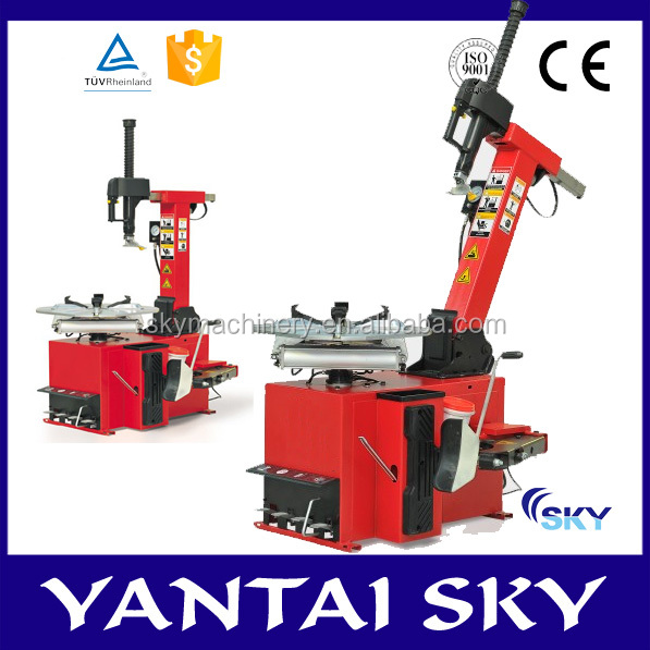 China Factory Direct Wholesale Hand Manual Truck Sunrise Tire Changer
