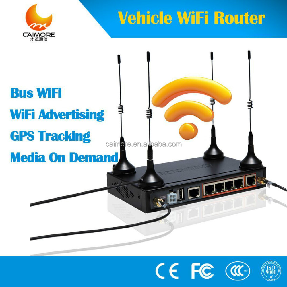 CM520-8AF industrial wifi LTE 4G wifi hotspot modem router with sim card slot support gps
